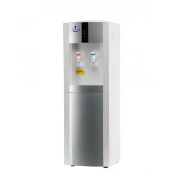 Кулер для воды SMixx 16 L/E белый с серебром