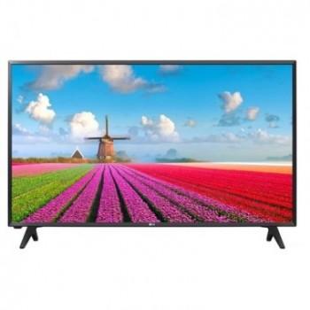 Акция купи телевизор  LG 43 LJ 500 V Full HD и получи подарок Smart-TV приставку Xiaomi Mi Box S 4K M19E