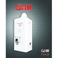 Газовый водонагреватель настенный накопительный GHM 960 50 литров