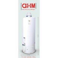 Газовый водонагреватель  GHM 110 литровый